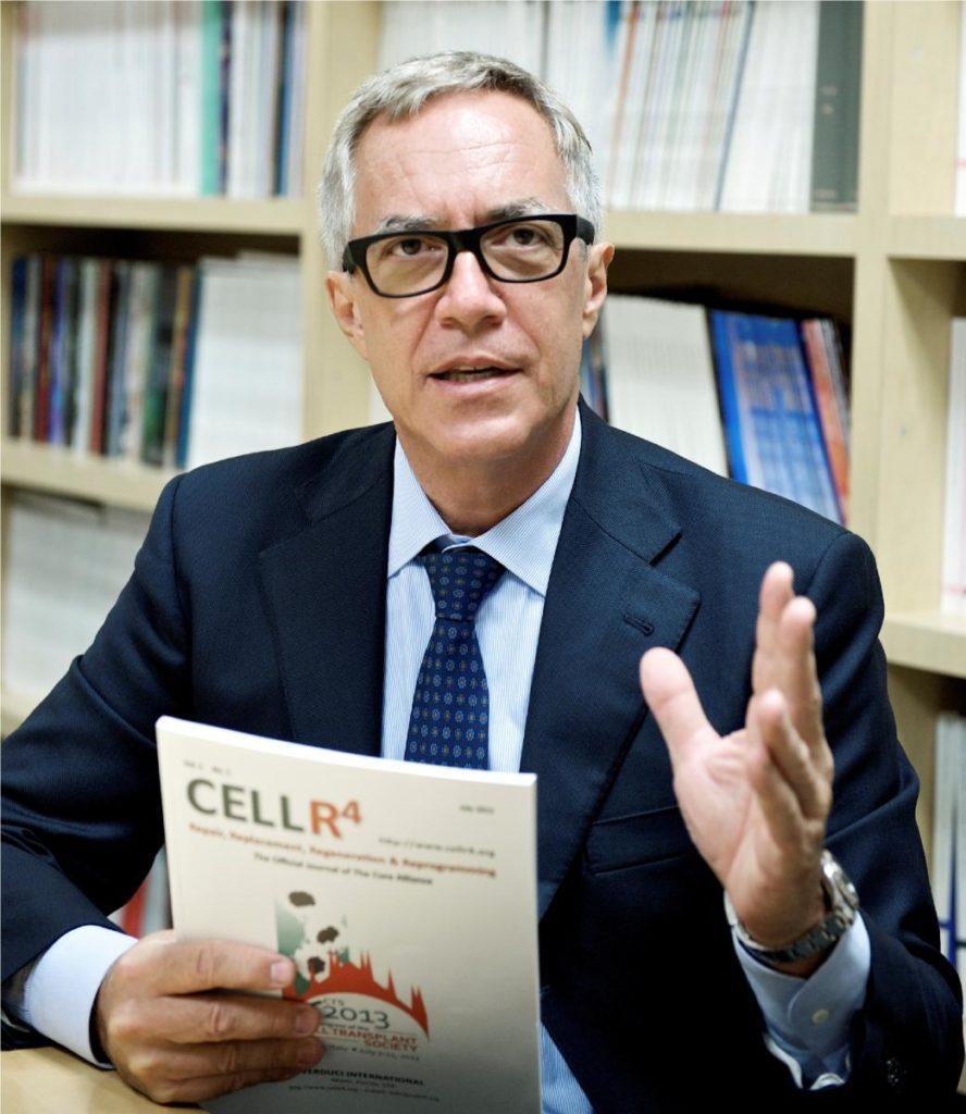 Dr. Camillo Ricordi