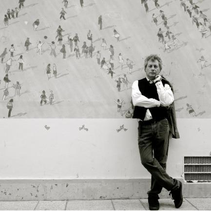 Filmmaker Gabriele Salvatore