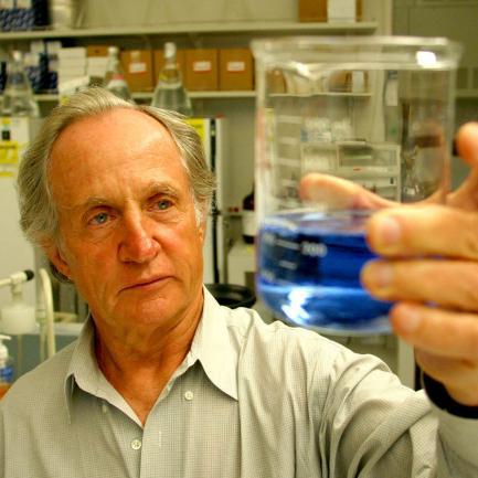 Nobel Prize Laureate in Medicine Mario Capecchi